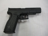 Springfield Armory XDM-40, 40 S & W cal pistol