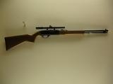 Winchester mod 190 L or LR cal semi auto rifle