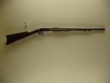 Remington mod 12 .22 S-L-LR cal pump rifle