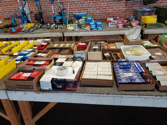 20200919 Ammo, Reloading Equipment & Much More