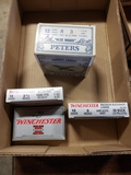 RELOADS!  2 bx Winchester 12 ga 2-3/4