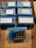 RELOADS!  6 full/1part bx .221 50 gr SX