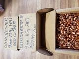 2 bx Winchester 9mm 124 gr & 1 Winchester 9mm 115 gr bullets