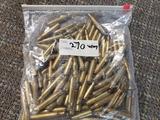 1 bag 270 Winchester brass