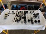 choke tubes, scope/lens covers, misc. access