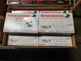 10 bx new 7.62x51 147 gr WIN FMJ bullets -200 ea