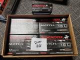 200 rds Winchester 6.5 Creedmoor 140 gr Match BTHP
