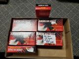 500 rds American Eagle 40 S & W 180 gr FMJ
