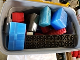 Box of misc. cartridge boxes