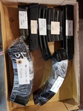 Assorted magazines Thompson, Ruger mini 14, Walther 22 LR HV, Glock 40 cal, Sig Sauer P229-40 357 ma