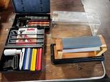 3 Knife sharpening tools