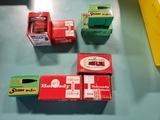 1partial box Nosler 6mm (.243) 85 gr. SBBT Spitzer 2 bxs Sierra 6mm (.243) 55 gr. Blitzking, 1box Si