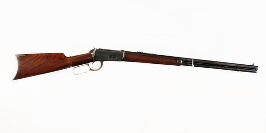 Winchester Model 1894, 32 WS, octagon rifle, #2037
