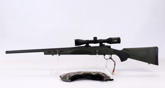 Remington mod 700 VTR .223 cal B/A rifle