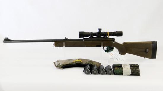 Styer-Mannlicher mod SSG 69 308 B/A rifle Sniper rifle