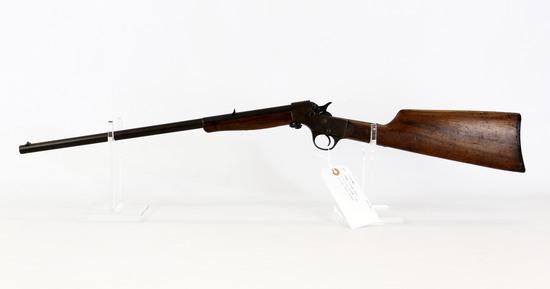 Stevens mod Crack Shot 22 Long Rifle cal single shot rifle