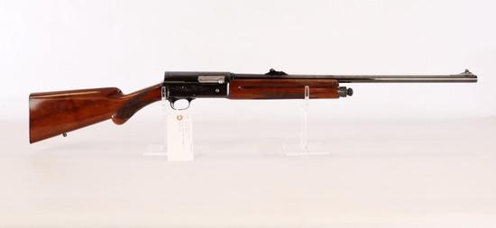 Browning-Japan mod A-5 16 ga semi auto shotgun