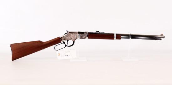 Henry mod Silver Eagle 22 S-L-LR cal L/A rifle
