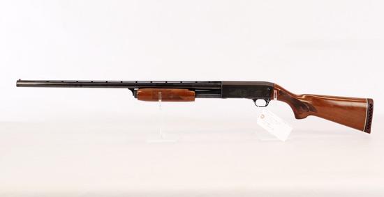 Ithaca mod 37 Featherlight 12 ga Magnum cal pump shotgun