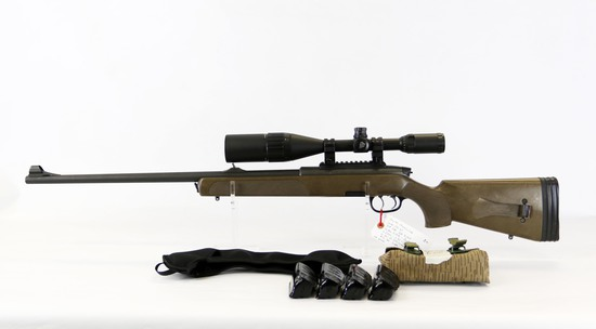Styer-Mannlicher mod SSG 69 308 cal B/A rifle