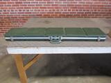 233. Green Hard Gun Case