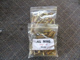 100 rounds of .41 MAG 180 GR HP (2 bags of 50 roun