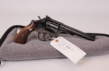 Smith & Wesson mod48-4 Screw 22 mag revolver