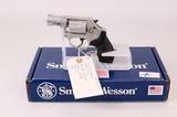Smith & Wesson mod 317-2 22 L/R revolver