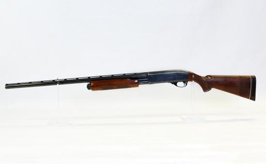 Remington Wingmaster Mod 870 12 ga pump shotgun