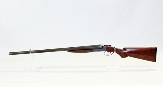 Riverside Arms mod __16 ga double barrel shotgun