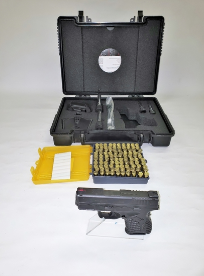 Springfield Armory Mod. XDS Semi Auto pistol