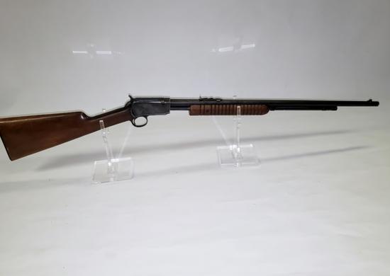 Winchester Mod 62A 22 S-L-LR cal pump rifle