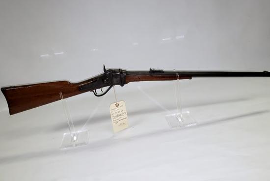 Sharps mod 1874 single shot rifle