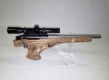 Remington mod XP-100 B/A single shot pistol