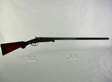 Richards double barrel 12 ga shotgun
