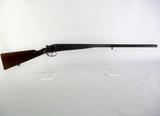 JP Sauer side by side 16 ga double barrel shotgun