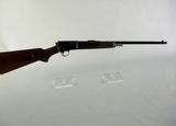 Winchester mod 63 semi auto rifle