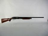 JC Higgins mod 20 12 ga pump shotgun