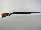 Winchester mod 1897 12 ga pump shotgun