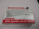 Winchester - 9mm Luger 115 grain