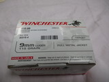 Winchester - 9mm Luger 115 gain