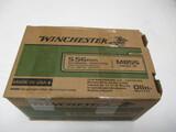 200 rds Winchester 5.56mm 62 grain