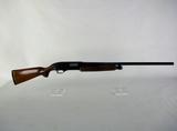 Winchester mod 1200 12 ga pump shotgun