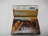 2 bx Kent Cartridge Ultimate Diamond Shot 12 ga