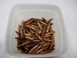 Hornady 7mm caliber, 162 gr, 284 BTHP lead bullets