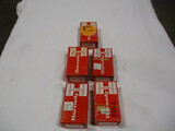 4 full boxes + 1 box of 32 Hornady 7mm/100 gr .244 HP lead bullets  432 total