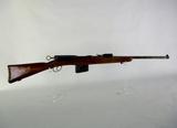 Swiss made mod 1911 semi-auto rifle