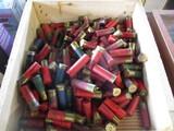 167 mixed 12 ga shells