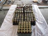 7 - 12 ga mixed shell holders - 25 shells/holder 175 shell total