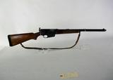 Remington Woodmaster mod 81 sem-auto rifle